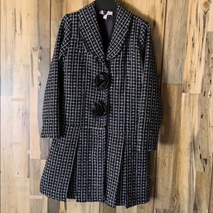 Sharp looking dress and jacket for your princess!